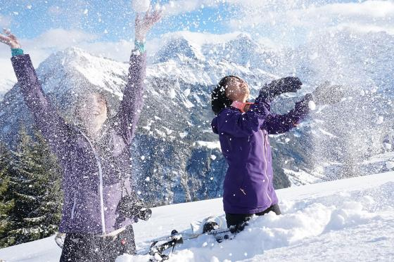 Schneeschuhtour - Jungfrau Region 1 [article_picture_small]