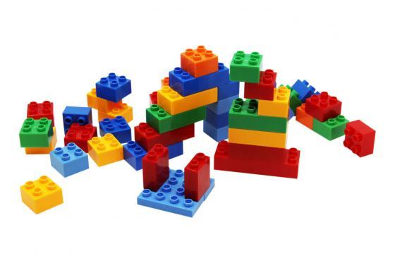 Kit de construction - 100 pièces