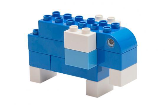 Kit de construction - 100 pièces 7