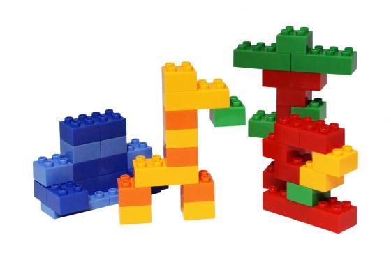 Kit de construction - 45 pièces 1