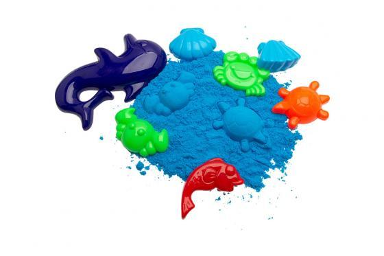 Kinetic Sand - formen, biegen & spielen