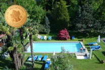 Familien-Weekend Tessin - 3* Villa Siesta Park Losone