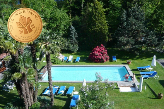 Familien-Weekend Tessin - 3* Villa Siesta Park Losone  [article_picture_small]