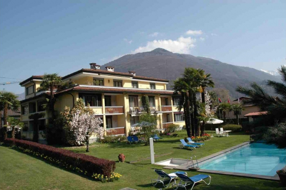 Familien-Weekend Tessin - 3* Villa Siesta Park Losone 2 [article_picture_small]