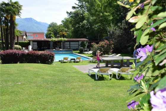 Familien-Weekend Tessin - 3* Villa Siesta Park Losone 7 [article_picture_small]