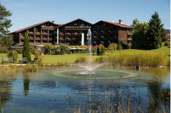 Luxus und Erholung - im Lindner Parkhotel & Spa  [article_picture_small]
