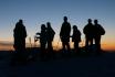 Abend- oder Vollmondschneeschuhtour-mit Fondueplausch und Bockerlabfahrt 1 Person 1