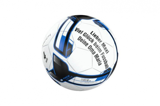 Ballon de foot Kidz - personnalisable