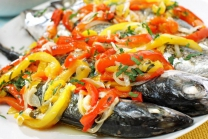 Portugiesisch essen - im Restaurant Marisqueria Atlântico