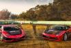Ferrari & Lamborghini -4 Runden auf der Rennstrecke 1
