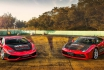 Ferrari & Lamborghini-4 tours sur circuit 1