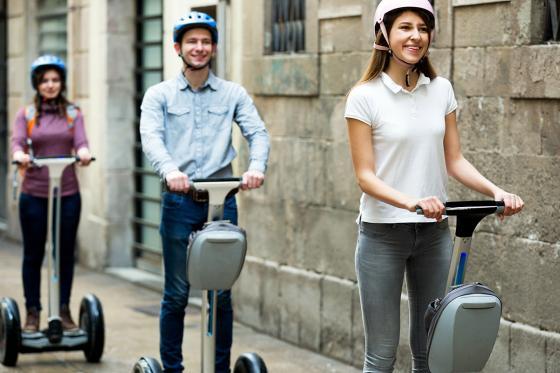 Segway-Tour für 2 Personen - 13 Städte zur Auswahl  [article_picture_small]