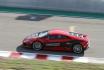 Lamborghini Huracan-3 Runden auf der Rennstrecke 1