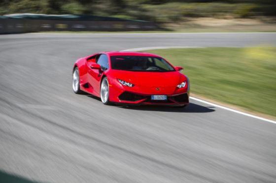 Lamborghini Huracan - 3 Runden auf der Rennstrecke 1 [article_picture_small]