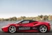 Ferrari 488GTB-5 Runden auf der Rennstrecke 2