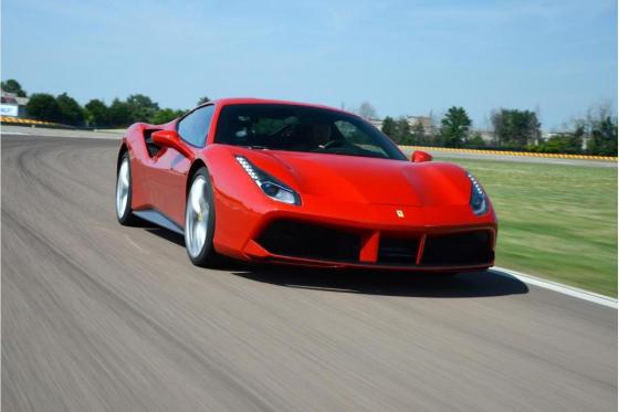 Ferrari 488GTB - 5 Runden auf der Rennstrecke  [article_picture_small]