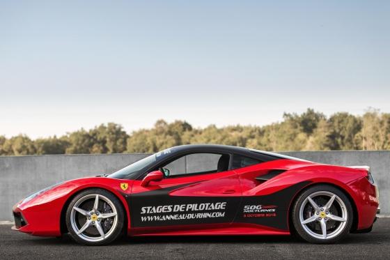 Ferrari 488GTB - 5 Runden auf der Rennstrecke 1 [article_picture_small]