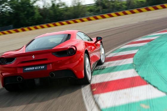 Ferrari 488GTB - 5 Runden auf der Rennstrecke 2 [article_picture_small]