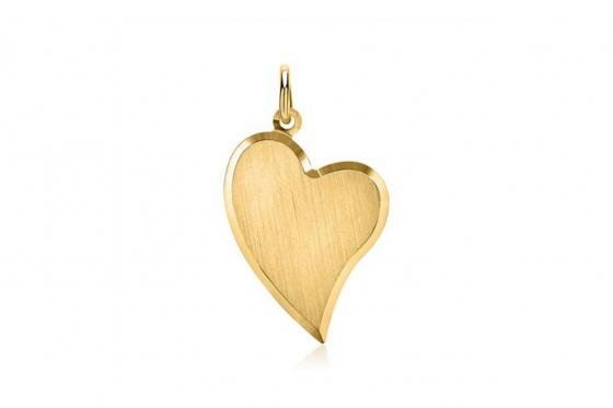 333er Gold Halskette - mit Gravur 2