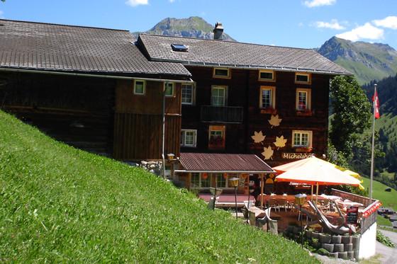 Purer Übernachtungsgenuss - im Berggasthaus Michelshof 8 [article_picture_small]