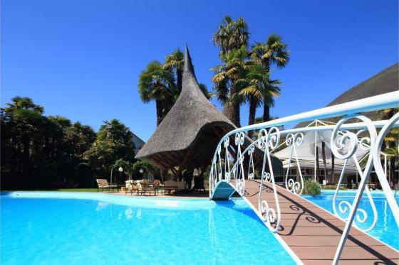 Karibik Feeling im Tessin - 1 Nacht im Top-Hotel Albergo Losone  [article_picture_small]