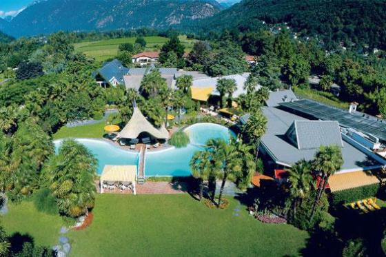 Karibik Feeling im Tessin - 1 Nacht im Top-Hotel Albergo Losone 1 [article_picture_small]