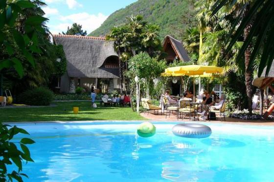 Karibik Feeling im Tessin - 1 Nacht im Top-Hotel Albergo Losone 2 [article_picture_small]