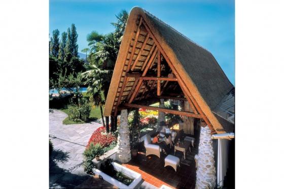 Karibik Feeling im Tessin - 1 Nacht im Top-Hotel Albergo Losone 4 [article_picture_small]