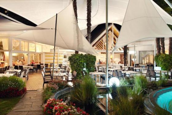 Karibik Feeling im Tessin - 1 Nacht im Top-Hotel Albergo Losone 6 [article_picture_small]