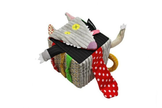 Bigbos der Wolf - Activity Cube