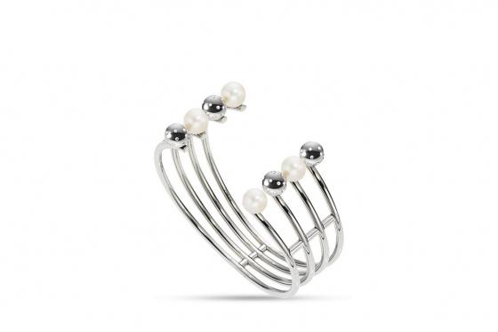 Bracelet Lunae - Cristaux et perles