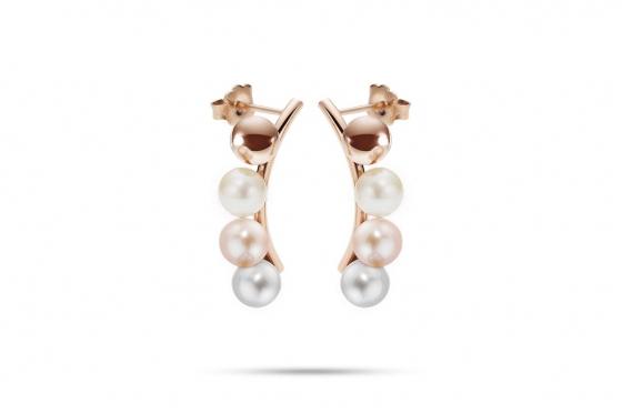 Morellato Ohrhänger Lunae - mit Perlen