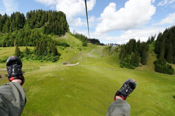 Flying Fox Hoch-Ybrig - Längste Seilrutsche Europas 4 [article_picture_small]