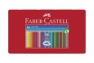 Faber-Castell Colour Grip - Metalletui 36 Farbstifte  [article_picture_small]
