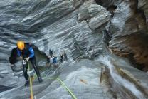 Canyoning Tour - Massaschlucht