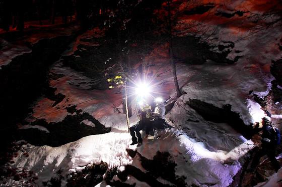 Klettersteig bei Nacht - Gorge Alpine mit Fondueplausch 2 [article_picture_small]
