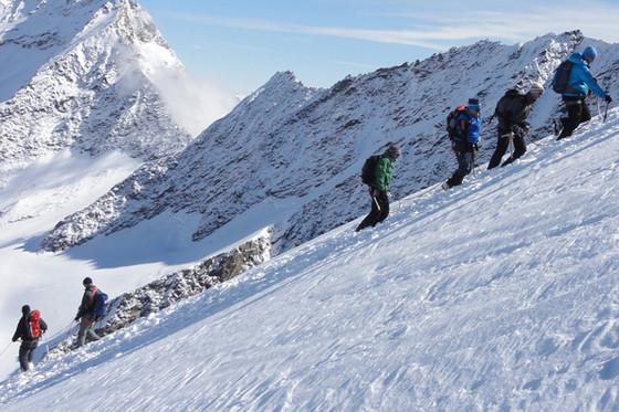 Winter-Weekend  - Helikopterflug und Schneeschuhtour  [article_picture_small]