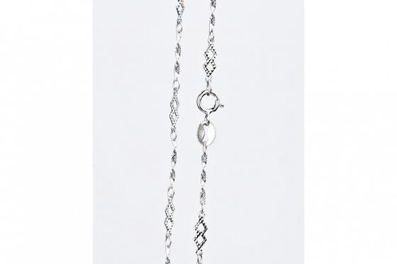 Silber Halskette - in verschiedenen Längen 2