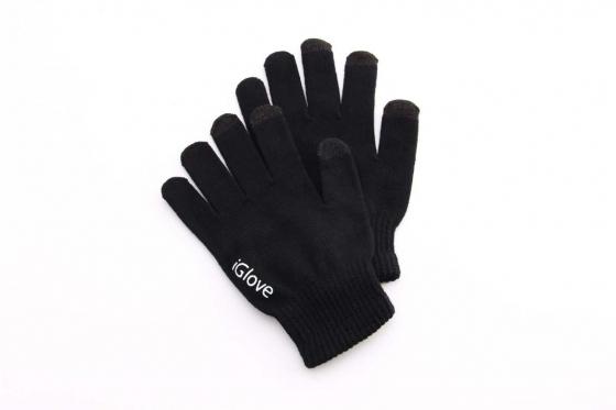 Touch Screen Handschuhe - schwarz