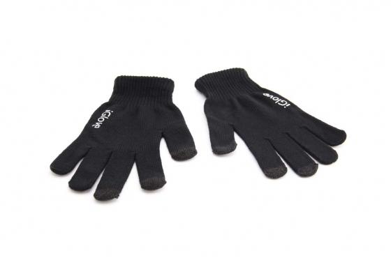 Touch Screen Handschuhe - schwarz 1