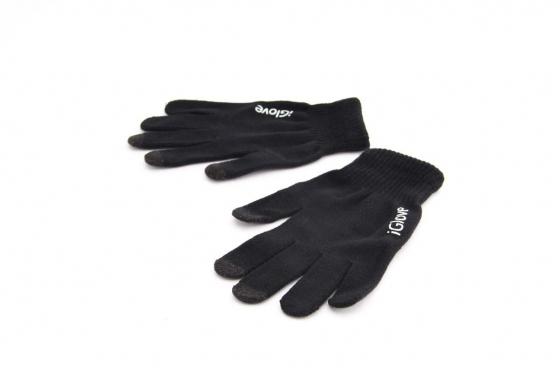Touch Screen Handschuhe - schwarz 2