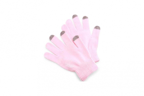Touch Screen Handschuhe - pink
