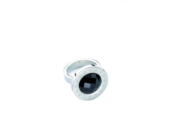 Ring 17 schwarz Matrix - von Leonardo