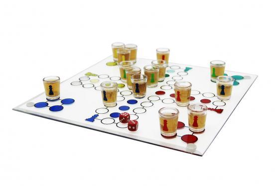Trinkspiel - Eile mit Weile