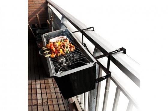 BBQ Grill - für den Balkon