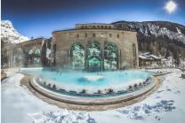Wellness in Leukerbad - mit Thermalbadaufenthalt