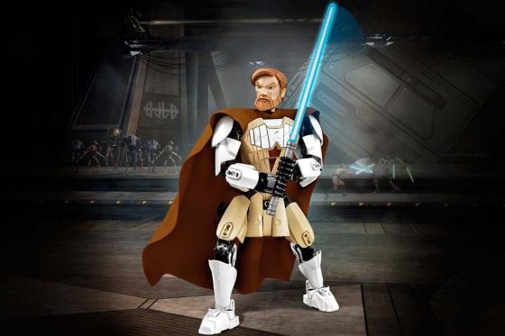 Obi-Wan Kenobi™  - LEGO® Star Wars™ 3