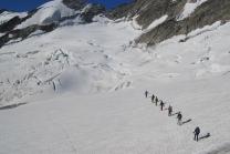 Gletschertrekking für 1 Person - Ein exklusives Erlebnis auf dem Rhone- oder Steingletscher