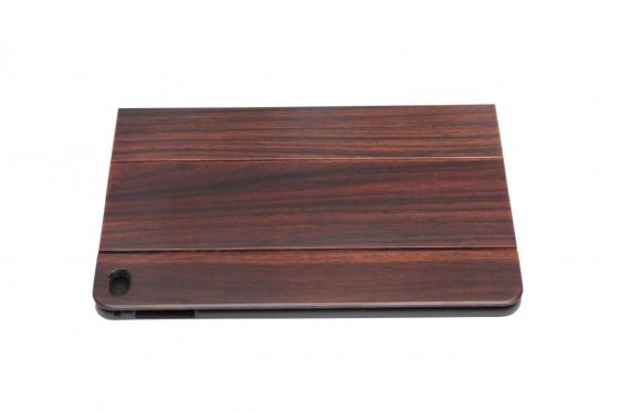 iPAD mini 4 Flip Case  - Edelholz 1