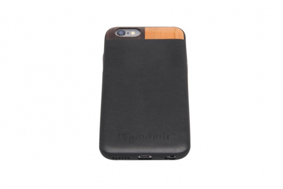 iPhone 6/6S Hard Case Leder - von Bambuu